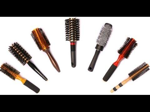 Tipos de cepillos para tu cabello