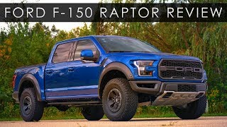 Review | 2017 Ford F-150 Raptor | Want vs. Need