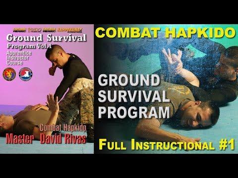 Combat Hapkido Ground Survival Program FULL Instructional-1 ...