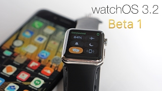 Apple Watch Theater Mode Available in watchOS 3.2 Beta