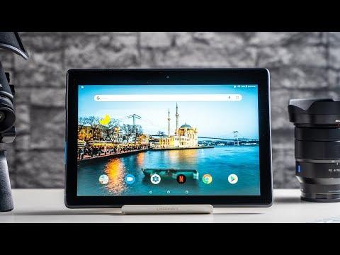 Lenovo Tab E10 Test: Ein 10 Zoll Billig-Tablet für ab 99 Euro | Deutsch