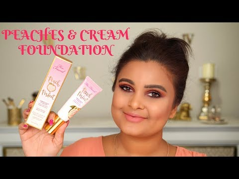 Peach Perfect Foundation by Too Faced #7