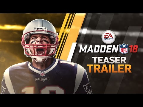 Madden 18 - Official Teaser Trailer thumbnail