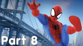 Disney Infinity 2.0 Edition - Spider-Man - Part 8