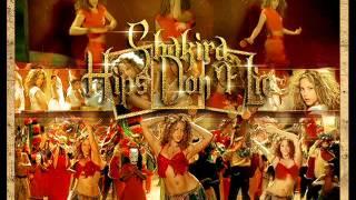 Shakira Feat. Wyclef Jean - Hips Don't Lie (Instrumental)