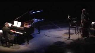 Hank Jones Charlie Haden - FIJM 2008 - TVJazz.tv