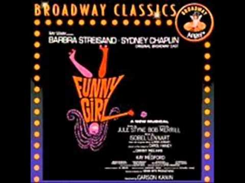 "12. ""Sadie, Sadie"" Barbra Streisand - Funny Girl"