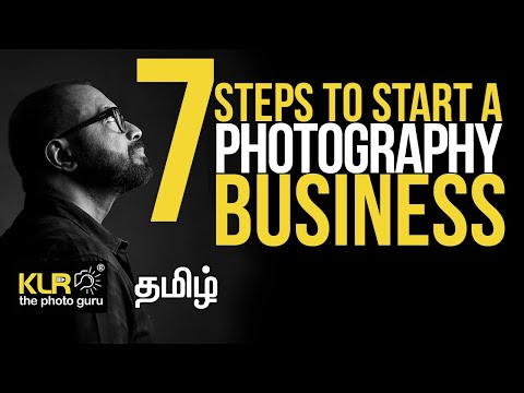 , title : '7 steps to start a Photography business - Learn Photography in Tamil