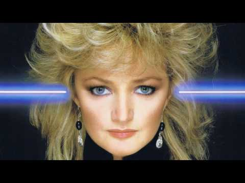 BONNIE TYLER--IT'S A JUNGLE OUT THERE