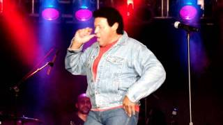 """Chubby Checker performs """"The Hucklebuck"""" at Three Rivers Casino"""