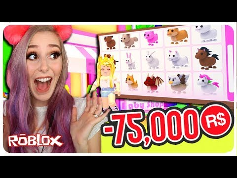 I Bought EVERY Pet In The Adopt Me Update... Adopt Me Update Roblox