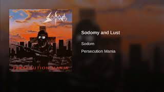 Sodomy and Lust