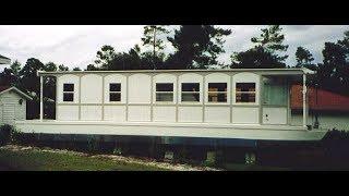 Building the SandiLee Houseboat  Part 1