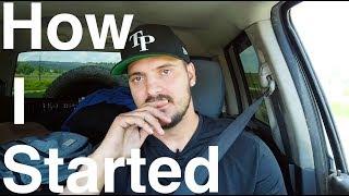 How I Started Hotshot Trucking