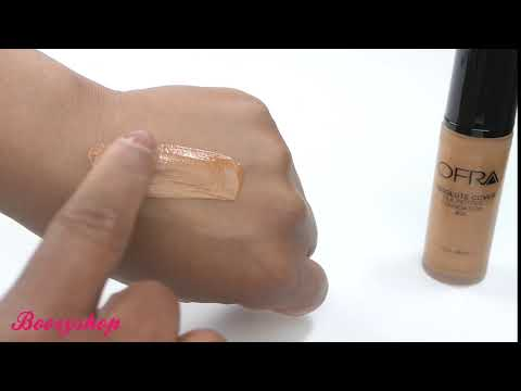 Ofra Cosmetics Ofra Absolute Cover Silk Foundation 08