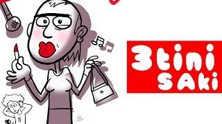 3TINI SAKI - PARODIE - AUDIO LYRICS - عطيني صاكي - DAOUDIA - YASSINE JARRAM