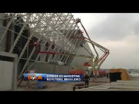 Arena Corinthians terá banheiros com tecnologia japonesa