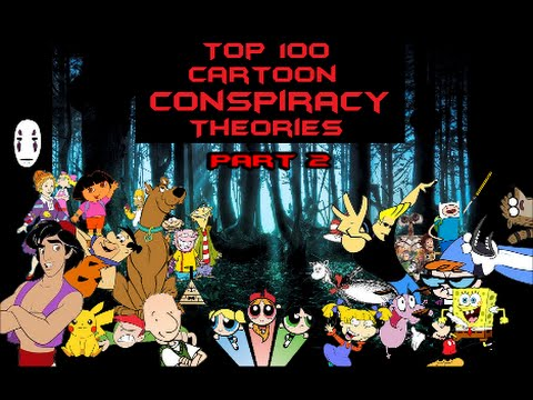 Download Top 100 Cartoon Conspiracy Theories - Part 2 HD Mp4 3GP Video and MP3