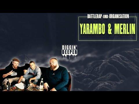DIGGIN' DEEPER #9 // MERLIN & YARAMBO // BATTLERAP & ORGANISATION
