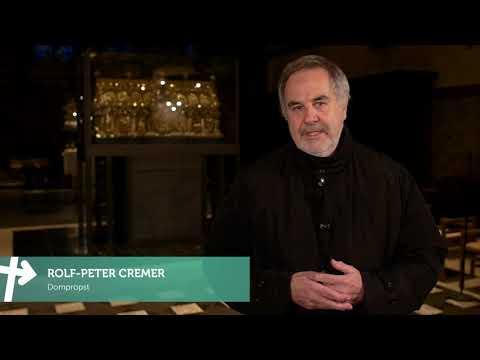 Dompropst Rolf-Peter Cremer zur Verschiebung der Heiligtumsfahrt in das Jahr 2023