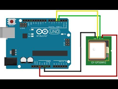 Uso del módulo GPS NEO-6M || Tutorial Arduino