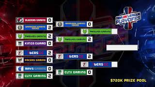 NBA 2K League Playoffs - Semifinals