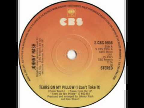 """Johnny Nash - Tears On My Pillow (I Can't Take It) [UK 7"""" SINGLE MIX] Re-post"""