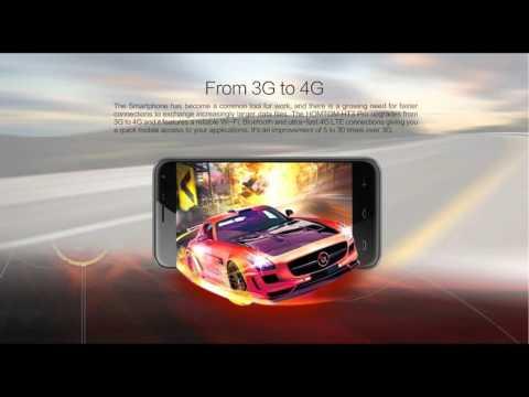 HOMTOM HT3 Pro 4G Smartphone