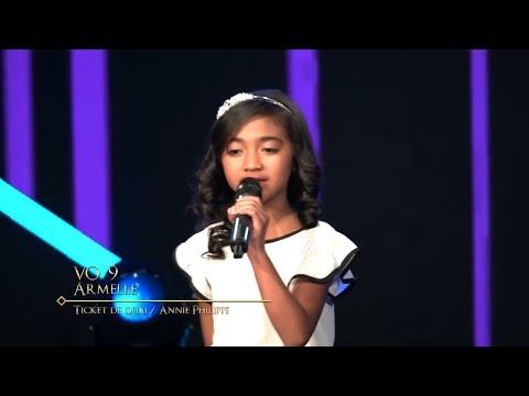 Download La Voix d'or Saison2, PRIME 3 Armelle - Ticket de quai (Annie Philippe) Mp4 HD Video and MP3