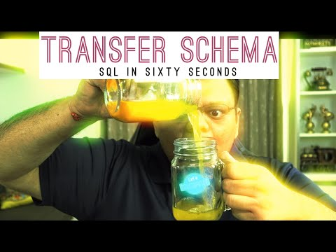 Transfer Schema of Table – SQL in Sixty Seconds #152