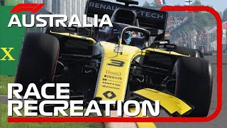 F1 2019 Modded Career Mode #1 - AUSTRALIAN GP | (F1 2018