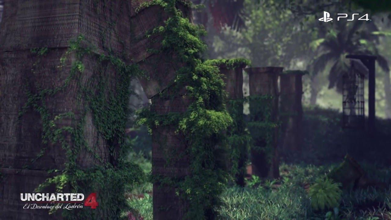 Consigue acceso exclusivo al evento de lanzamiento de Uncharted 4