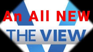 The View RUMOR Report : SUPPOSEDLY The View Is Changing!!!!