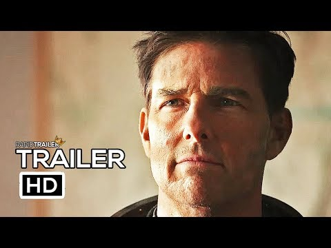 TOP GUN 2: MAVERICK Official Trailer (2020) Tom Cruise, Jennifer Connelly Movie HD