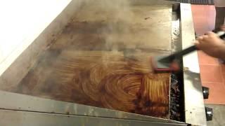 Limpiador Liquido Para Planchas De Cocina