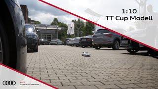 Audi TT Cup Modell 1:10