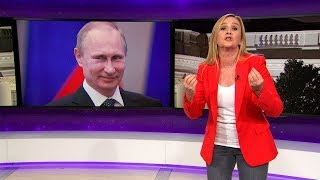 Здравствуйте to Our New Mother Russia | July 18, 2018 Act 1 | Full Frontal on TBS