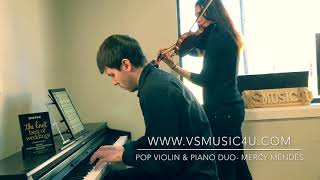 EXCITED TO SHARE - VSMUSIC4U WEDDING CEREMONY AND COCKTAIL MUSICIANS DUO PIANO AND VIOLIN RECORDED T