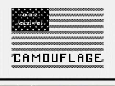 Chris Sievey - Camouflage - Sinclair ZX81 pop video!