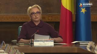 Dăncilă: Ordinul de începere a lucrărilor la lotul I al centurii Bucureşti Sud, săptămâna viitoare