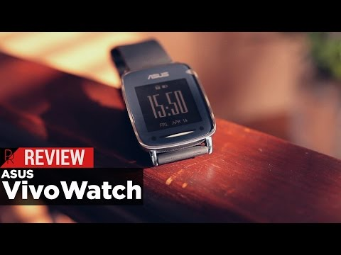 Throwback Review ASUS VivoWatch