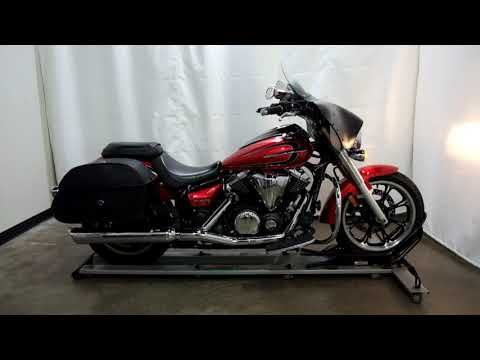 2012 Yamaha V Star 950 in Eden Prairie, Minnesota - Video 1