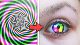 CRAZY ILLUSION CAN CHANGE YOUR EYE COLOR! | 99% OF PEOPLES EYES WILL CHANGE!