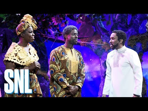 Download Black Panther New Scene - SNL HD Mp4 3GP Video and MP3