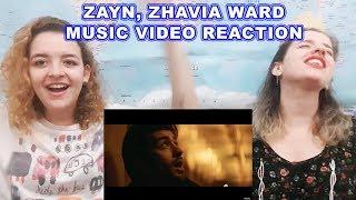 Zayn, Zhavia Ward   A Whole New World   Music Video Reaction