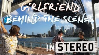 In Stereo - GIRLFRIEND (Behind The Scenes)