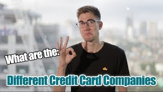 What's The Best Credit Card Company? Credit Cards For Dummies!