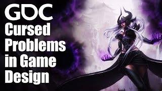 Cursed Problems In Game Design