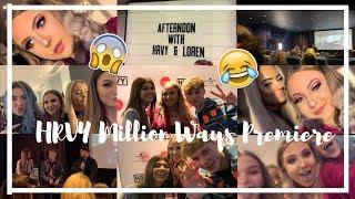 HRVY Million Ways Premiere Ft  Loren Gray, DYNT & Holly H