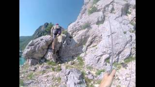 preview picture of video 'Climbing in Bovila'